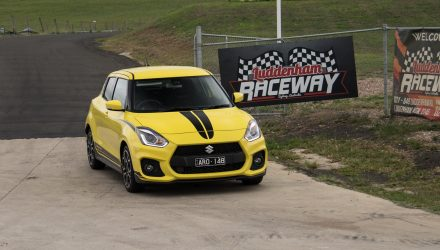 Luddenham Raceway complete, new Sydney track now open (video)