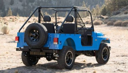 Mahindra Roxor is the classic Jeep you've always wanted