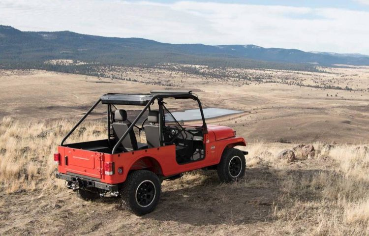 Mahindra Roxor Is The Classic Jeep You Ve Always Wanted