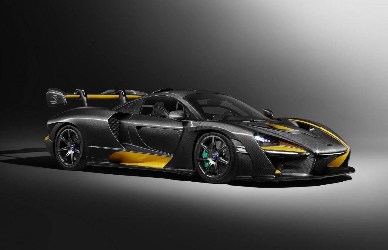 MSO does McLaren Senna 'Carbon Theme' for Geneva show ...