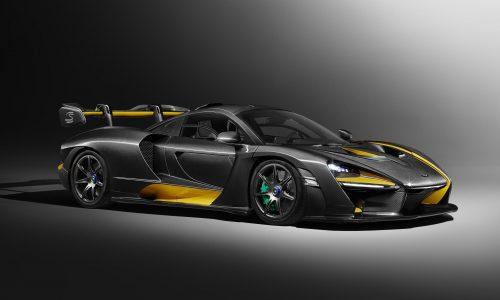 MSO does McLaren Senna 'Carbon Theme' for Geneva show