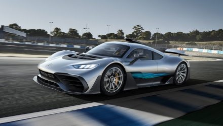 Mercedes-AMG Project One to set outright Nurburgring record, under 6:11