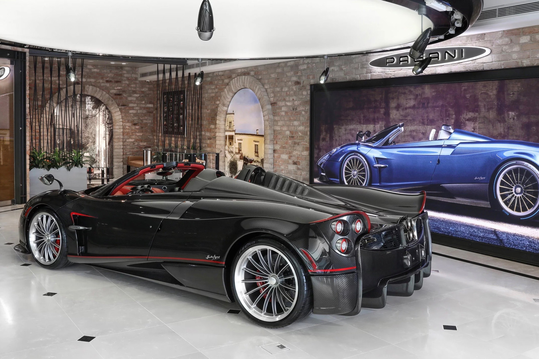 Lexus Of Melbourne >> Horacio Pagani helps open first Pagani dealership in Australia | PerformanceDrive