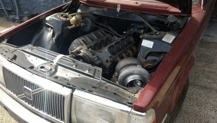 Volvo 240 GL LS1 V8 conversion project: Part 14 – final engine assembly