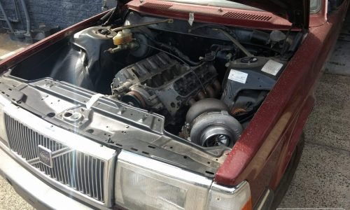 Volvo 240 GL LS1 V8 conversion project: Part 14 –final engine assembly