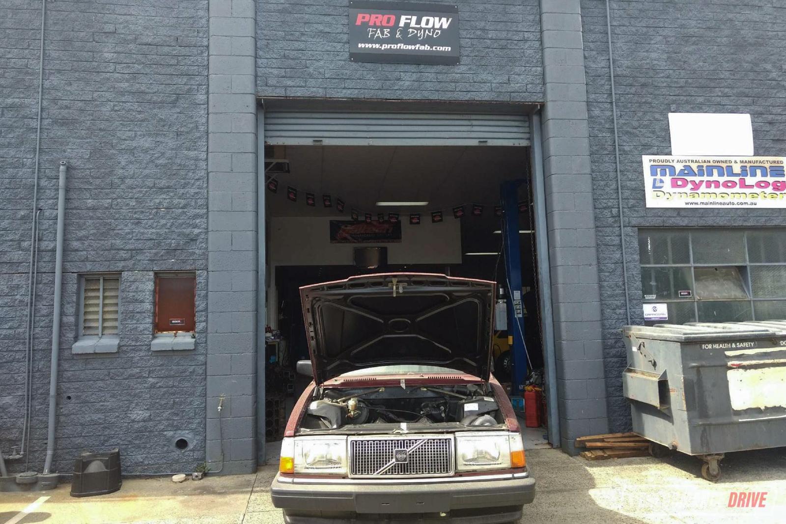 Volvo 240 GL LS1 V8 conversion project: Part 14 – final engine