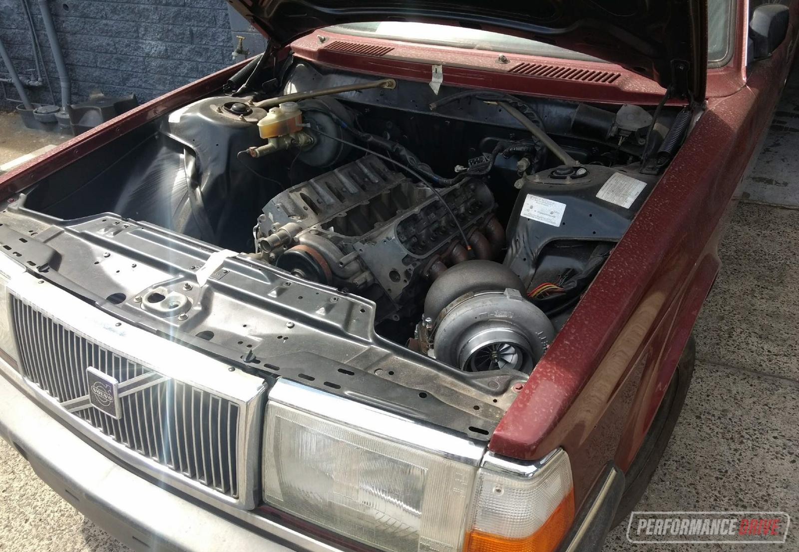 Volvo 240 GL LS1 V8 conversion project: Part 14 – final