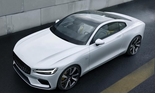 Pre-orders for Polestar 1 now open in 18 countries