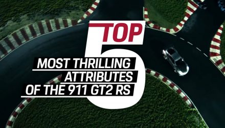 Video: Top 5 most thrilling attributes of the Porsche 911 GT2 RS