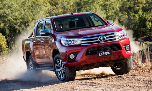 Australian vehicle sales for February 2018 (VFACTS)