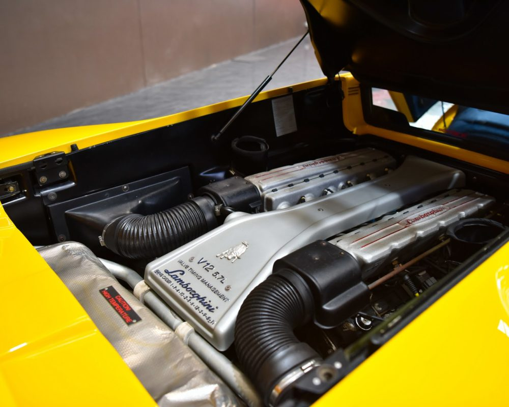 Car Auction Online >> For Sale: Rare 1999 Lamborghini Diablo SV | PerformanceDrive