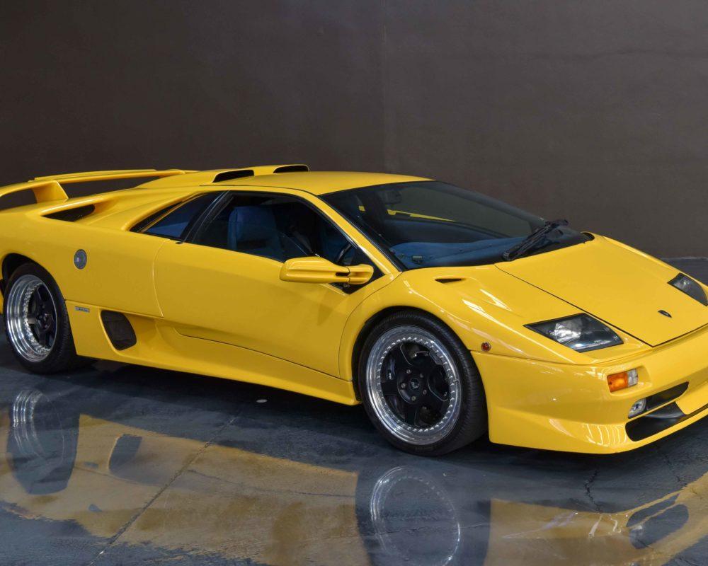 For Sale Rare 1999 Lamborghini Diablo Sv Performancedrive