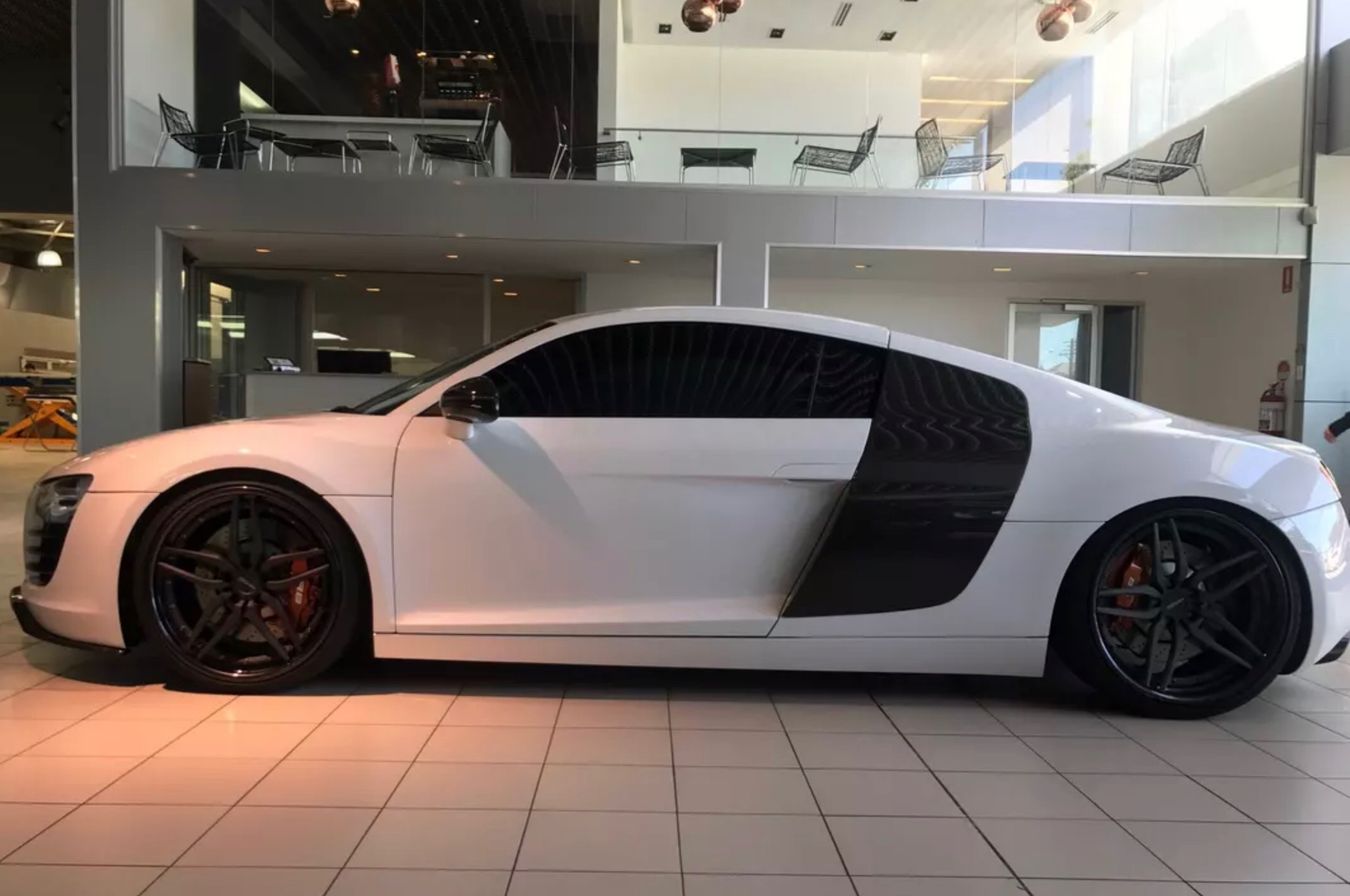 For Sale: 2012 Audi R8 with 600kW twin-turbo conversion