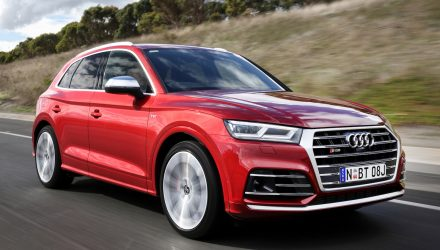 Audi SQ5 major prize in new Audi Foundation raffle