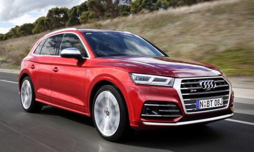 Audi SQ5 major prize in new Audi Foundation raffle