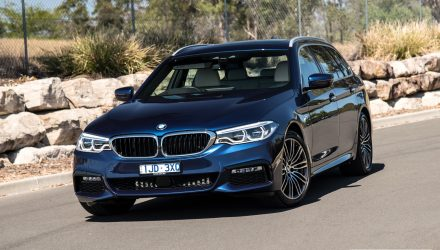 2018 BMW 530i Touring M Sport review (video)