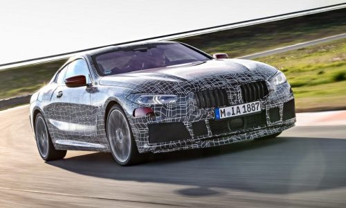 New BMW 8 Series debut confirmed for Le Mans, June 15