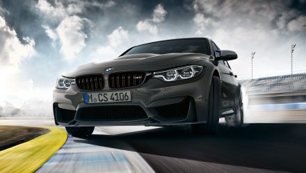 2018 BMW M3 CS on sale in Australia from $179,900, arrives June