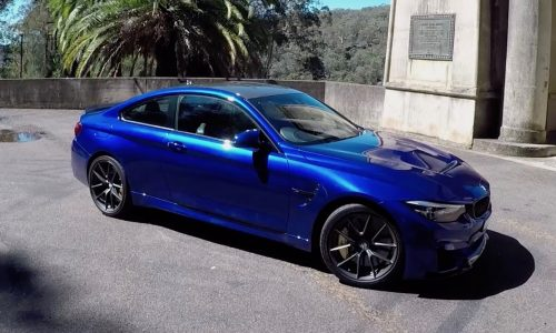 2018 BMW M4 CS POV review – first impressions (video)