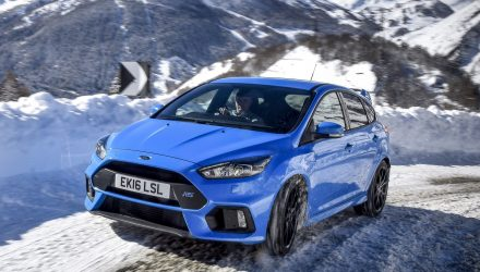 Next Ford Focus RS to come with hybrid powertrain –report