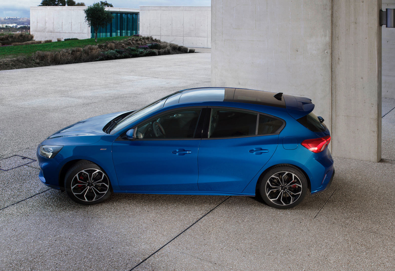 2019 Ford Focus Unveiled Active Crossover St Line Added