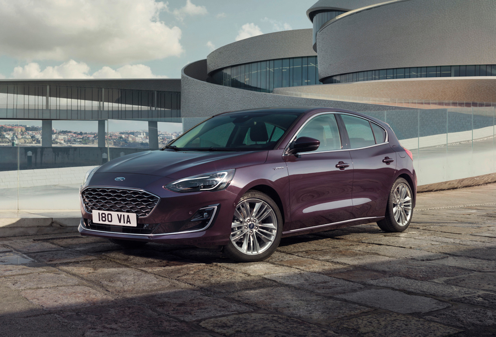 2019 Ford Focus unveiled, Active crossover & ST-Line added ...