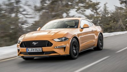 2017 Ford Mustang sales; best-selling sports car in the world, again