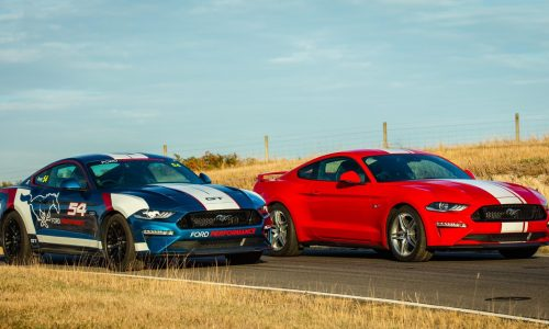 Ford Australia confirms Mustang for 2019 Supercars series