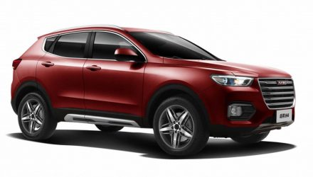 2018 Haval H4 medium-size SUV revealed, for China only