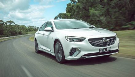 Holden sales drop to 10th spot in March, Commodore to blame