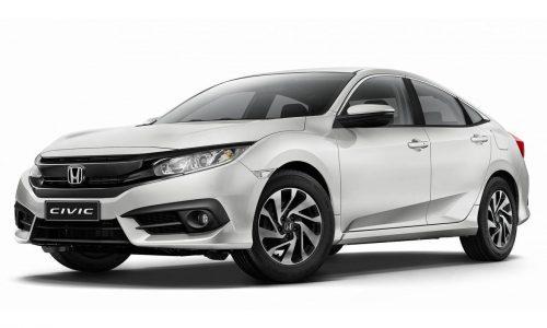 2018 Honda Civic VTi-S LUXE edition announced for Australia