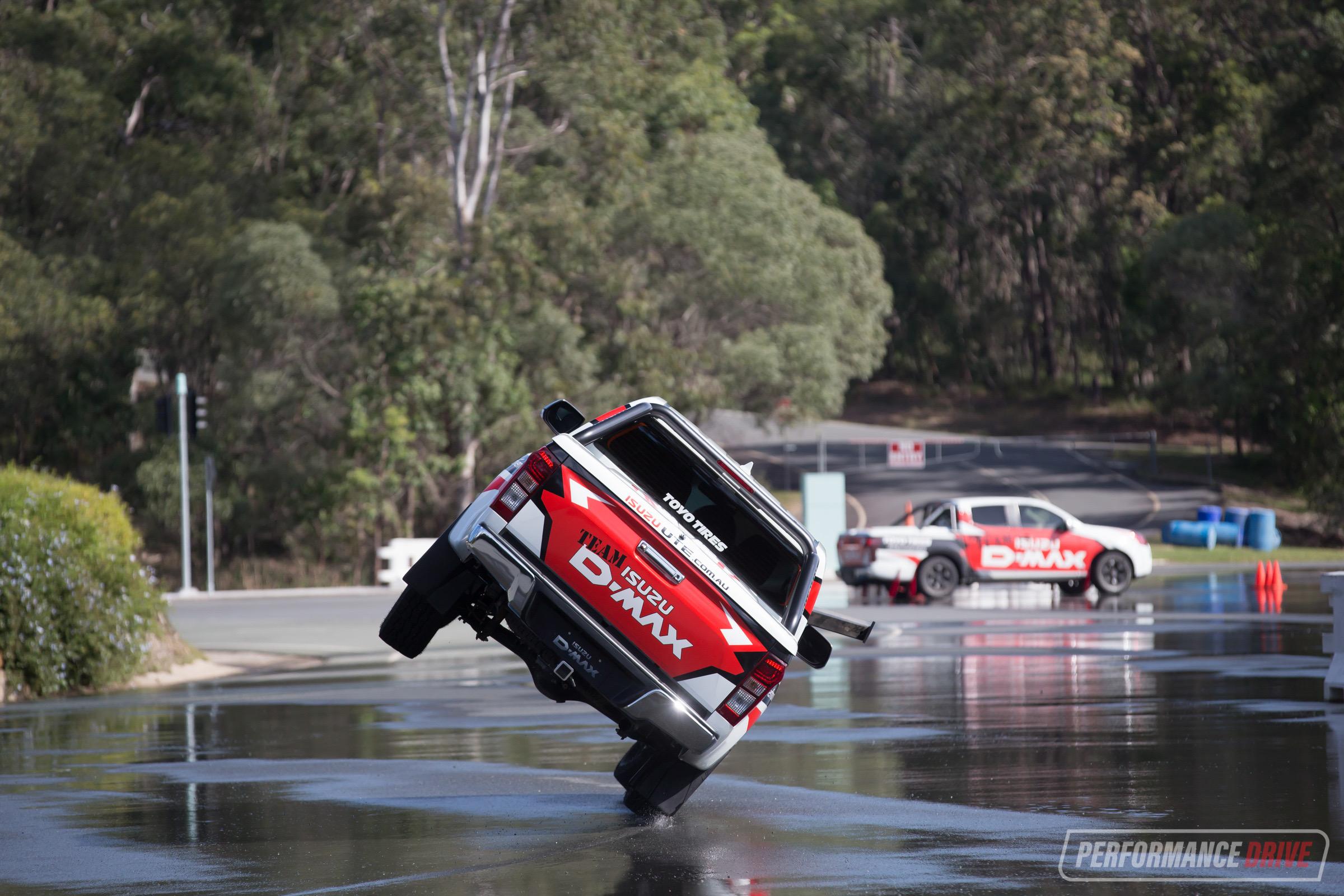 2018 isuzu d-max & mu-x review – australian launch   performancedrive