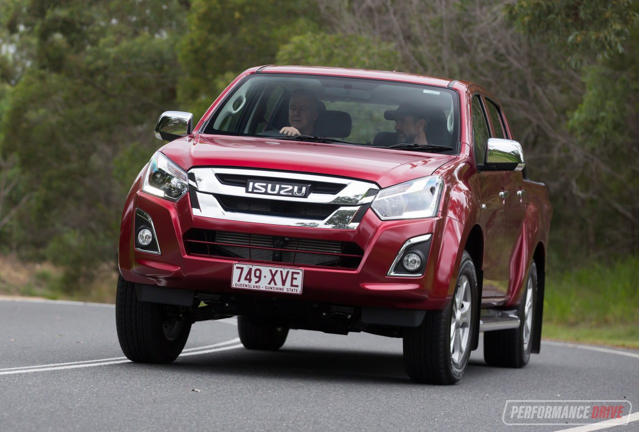 isuzu  max   review australian launch performancedrive
