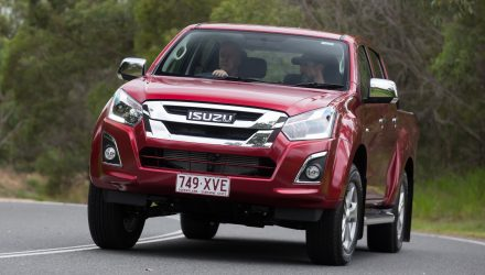 2018 Isuzu D-Max & MU-X review – Australian launch