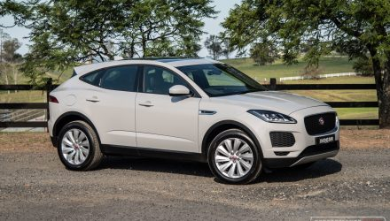 2018 Jaguar E-PACE P250 S review (video)