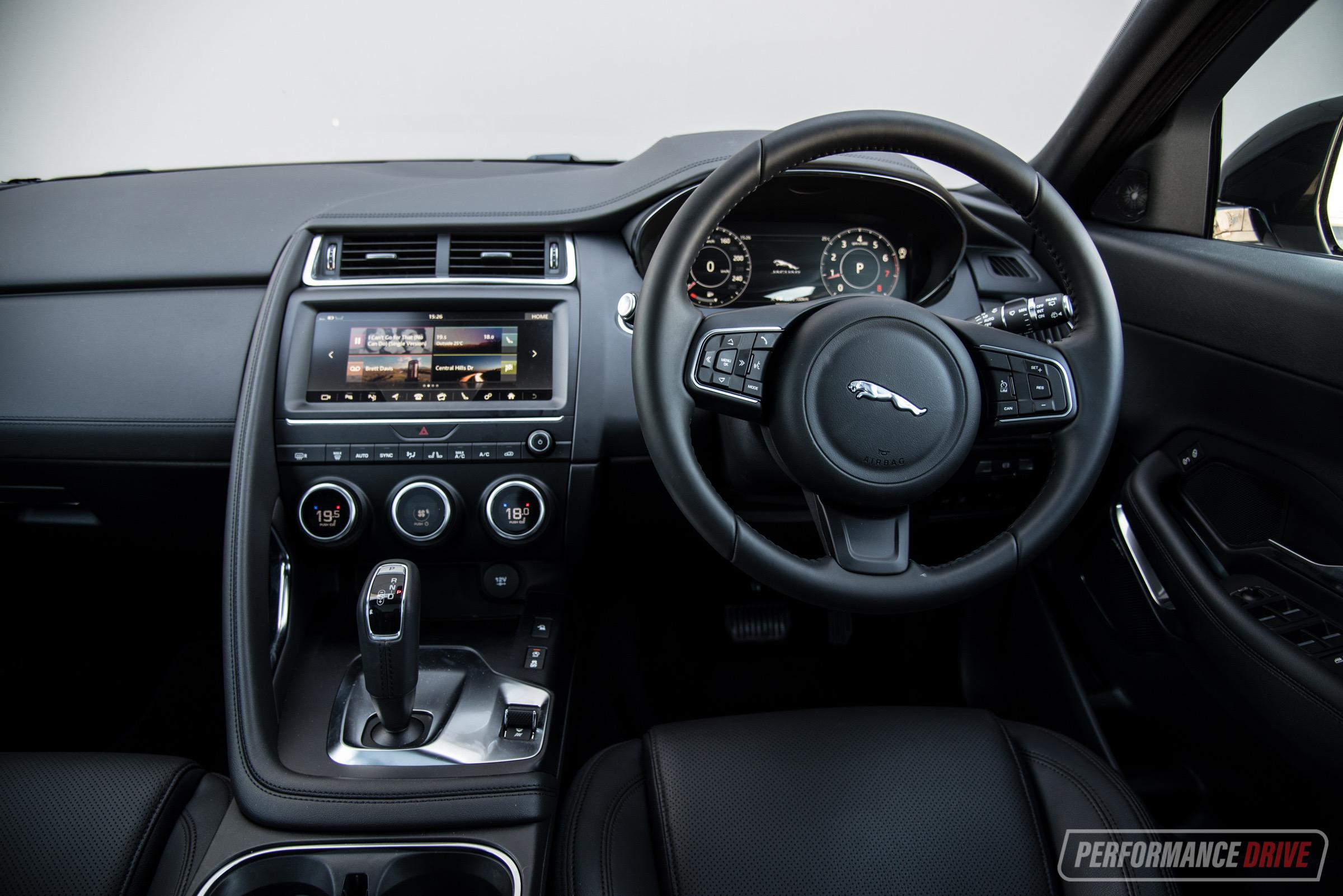 2018 Jaguar E Pace P250 S Review Video Performancedrive