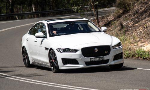 2018 Jaguar XE S review (video)