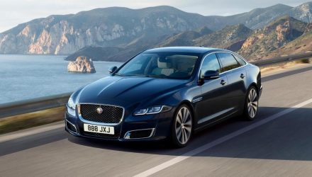 Jaguar XJ50 special edition celebrates 50 years of XJ