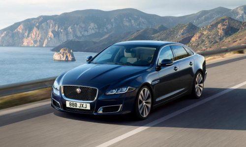 Jaguar XJ50 special edition celebrates 50 years of XJ
