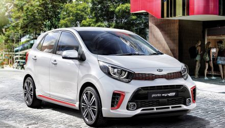 2018 Kia Picanto GT-Line on sale in Australia from $17,490
