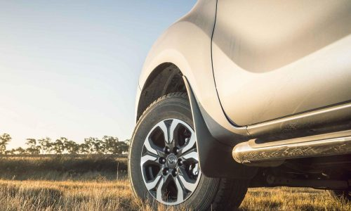 2018 Mazda BT-50 facelift previewed, on sale in May