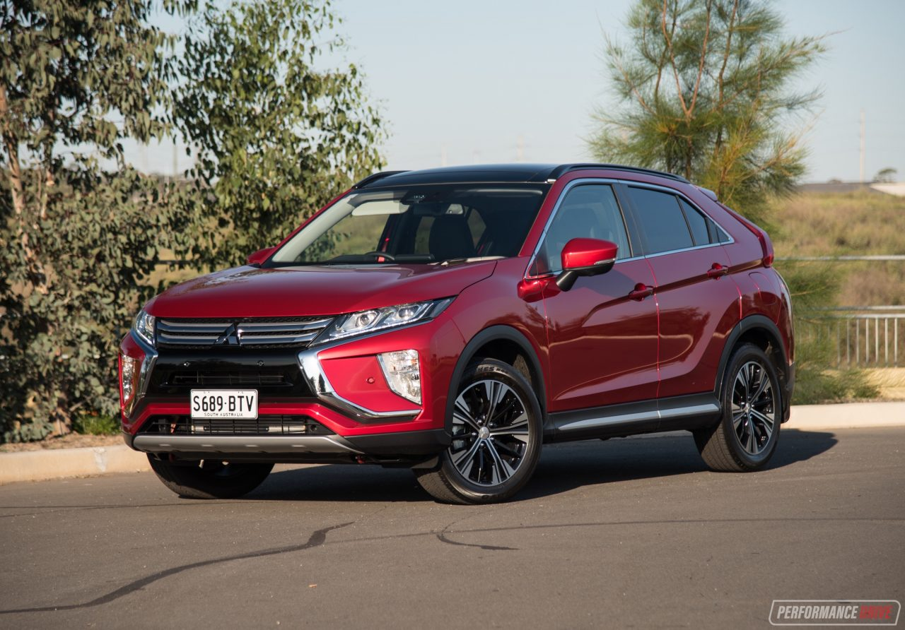 2018 Mitsubishi Eclipse Cross Exceed Review Video