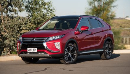 2018 Mitsubishi Eclipse Cross Exceed review (video)