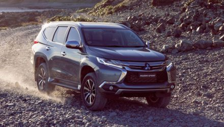 2018 Mitsubishi Pajero Sport update now on sale in Australia
