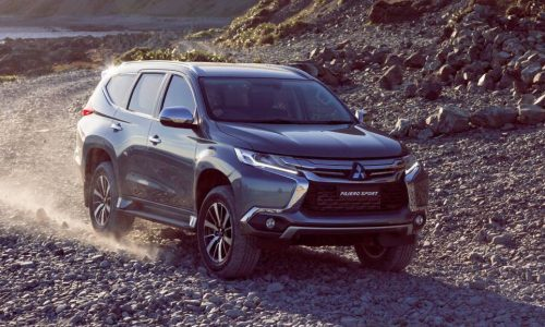 2018 Mitsubishi Pajero Sport update now on sale in Australia