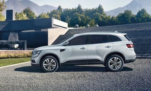 2018 Renault Koleos range gets Apple CarPlay, AEB as standard