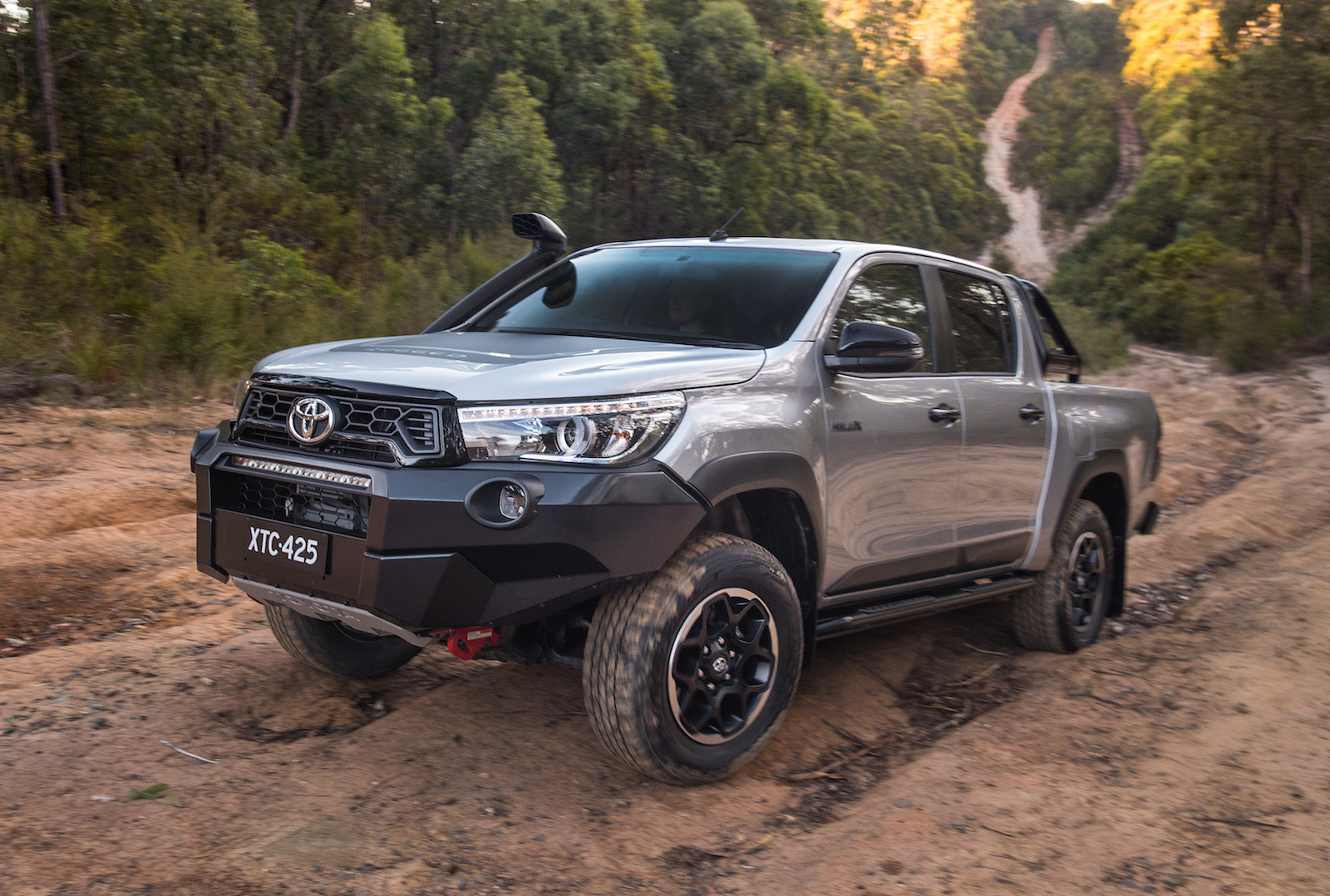 2018 Toyota HiLux Rogue, Rugged, Rugged X prices announced ...