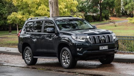 2018 Toyota LandCruiser Prado review – GX & Kakadu (video)