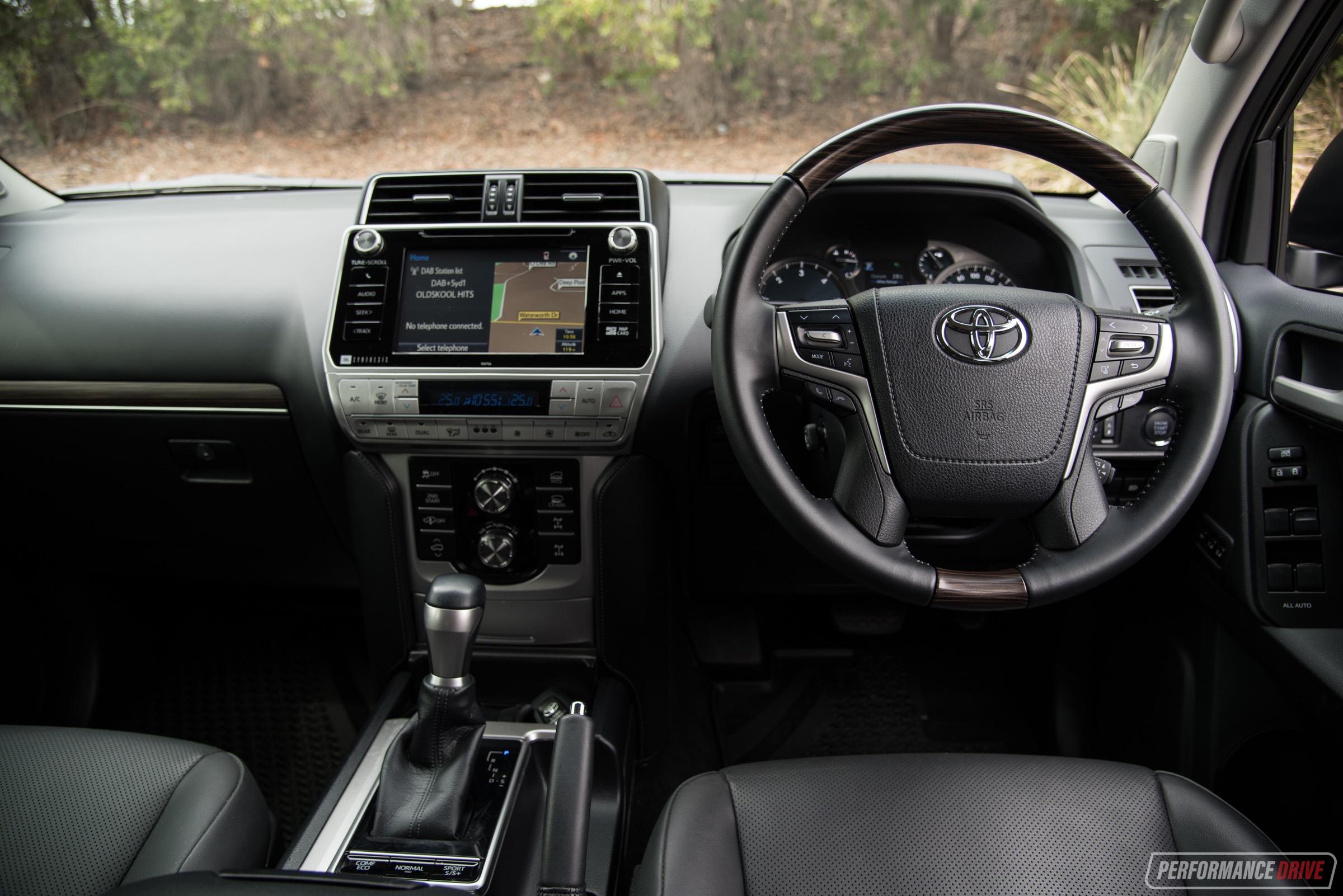 2018 Toyota LandCruiser Prado review – GX & Kakadu (video ...