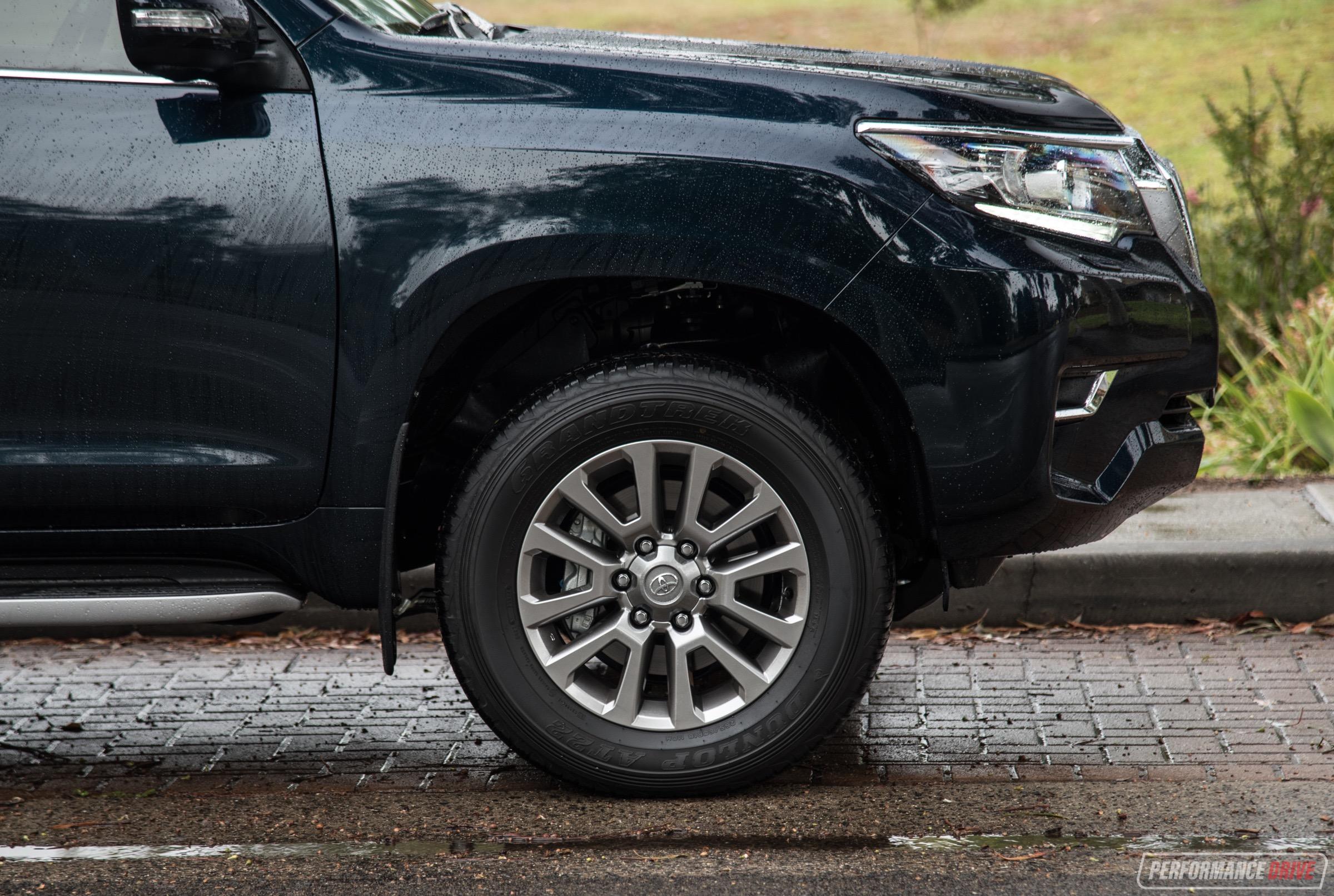 2018 Toyota Landcruiser Prado Review Gx Amp Kakadu Video